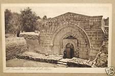 LEHNERT & LANDROCK N°608 JERUSALEM CHURCH VIRGIN VIERGE