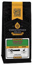 Christopher Bean Coffee CHRISTMAS CUPCAKE Flavored 1-12-Oz Bag