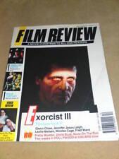 FILM REVIEW - EXORCIST III Dec 1990