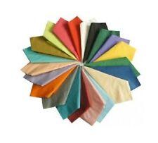 25 pack Large Luncheon Paper napkins Serviettes Party 21 colours 33 x 33cm