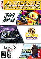 Atari Arcade Collection (PC, 2006) NIB