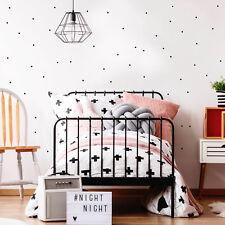 Pegatina pared Pequeños Puntos Set Decoración (100 piezas) Dots Círculos 12350