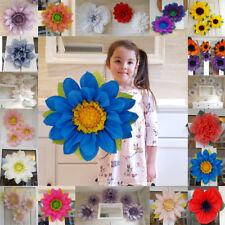 Pompoms paper birthday tissue flower wedding decorations centrepiece sizes