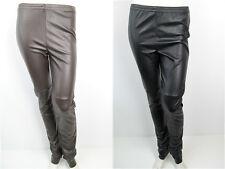 Jacky Luxury PU Stretch Jegging Legging Hose Lederimitat Neu XL