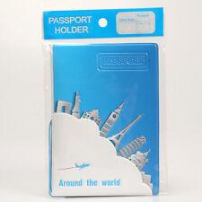 passport cover * Couverture Passeport * Portefeuille passeport*boneuf*3f