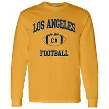 Los Angeles Classic Football Arch Unisex Long Sleeve T-Shirt