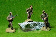 WW2 BRITISH Airborne Infantry Army Parachute Regiment 1:32 FIGURE SOLDIERS 21101