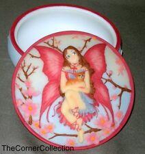 Meredith Dillman Fairy Friends Trinket Jewelry Box
