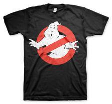 Ghostbusters Logo Bill Murray Dan Aykroyd Official Tee T-Shirt Mens