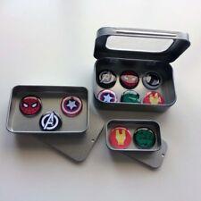 Marvel Comic Hereo Avengers, Infinity War, Fridge Magnets Gift Tin, Gift for Him