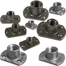 M4 M5 M6 M8 M10 Carbon Steel Tee 2 4 Spot Slab Based Welded Pips, Holes & Flat