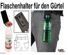 Flaschenhalter für den Gürtel plastik wasserflasche gürtel getränk clip