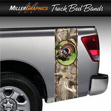 "4 Sizes Camo /""Savage Fall/"" Rocker Panel Graphic Decal Wrap Kit Truck SUV"