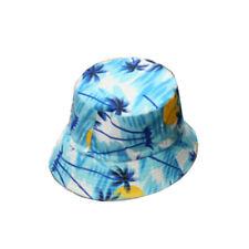 Women Men Summer Bucket Hat Fishing Brim Visor Sun Hunting Camping Chic Cap