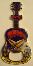 SAN DIEGO,Hard Rock Cafe,MAGNET BOTTLE OPENER V 8