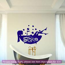 MY Time Shower Sticker Bathroom bubbles Toilet Wall Vinyl Home Art Decal HK25