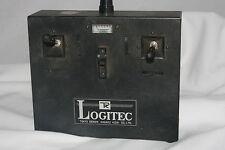 Early Logitec Remote Control Box, Tokyo Japan