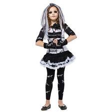 Monster Bride Girls Cute Horror Halloween Costume