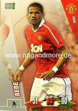Adrenalyn XL Man. United - Bebe - Home