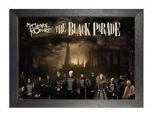 My Chemical Romance MCR American Rock Band Poster Way Music Star Photo Legend