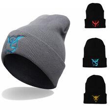 Equipo De Invierno Unisex Beanie Gorras Pokemon Tapa Cálido Esquí Gorras De  Lana De Tejer Sombrero b0966ba57b4