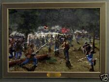 20th Maine 15th Alabama Gettysburg Ltd edition Framed