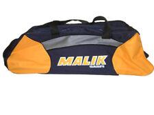 "MB Malik ""Sarfi"" Cricket Kit ""Palladium"" Wheel Bag, Equipment Carrier"