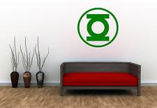 LANTERNA verde supereroe adulto bambino HOME Adesivo Decalcomania parete stanza Film DC SU15