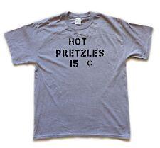 HOT PRETZLES screen printed T Shirt
