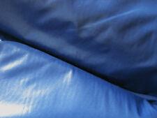 Tela De Nylon Ripstop Azul Marino,155 Cm De Ancho X 1 Metro