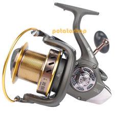 Spinning Sea Fishing Reel Saltwater Freshwater 13+1BB Aluminum Spool 3.9:1 Big