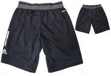 Adidas Sport Trousers Children Size 128 Shorts Pants Junior Boxer Black N 0