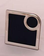 Cornice Argento 925/1000 doppia luce 15x15 e diametro 5,5 cm.