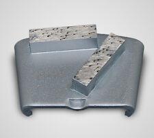Straight Segment Concrete Floor Grinding Shoes / Quick Fit / 40x10x10mm