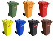 SULO Abfalltonne, Müllbehälter, Mülltonne 120 Liter UNBENUTZT (versch. Farben)