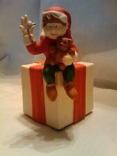 Partylite -Santas workshop elves