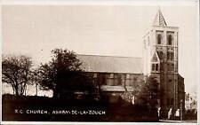 Ashby de la Zouch. Roman Catholic Church in RA Series.