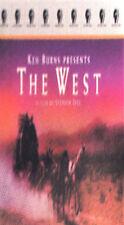 Ken Burns Presents The West [VHS], Good VHS, , Stephen Ives, Ken Burns
