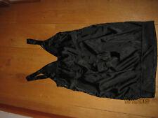 Pumpkin Patch Maternidad Negro Satinado Tulip Túnica XS