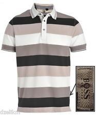 NWT Hugo Boss Black Label By Hugo Boss Pique Polo Shirt Size S