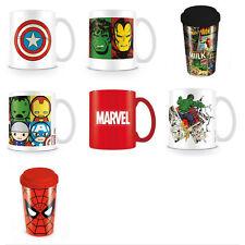 Marvel Mugs and Travel Mugs