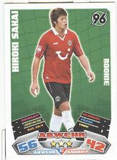 Match Attax - Hiroki Sakai - Hannover 96 - 2013