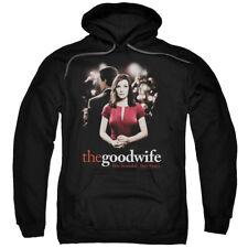 "The Good Wife ""Bad Press"" Hoodie, Crewneck, Long Sleeve"