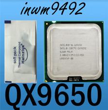 Intel Core 2CPU Q6700  QX6700  QX6800  QX6850  QX9650  Processor