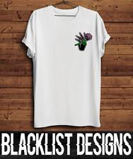Rose Hand t shirt | Custom | White | Unisex | Hipster | New Beauty and the Beast