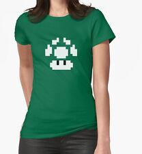 Super Mario Bros. Mushroom T-Shirt (Women)