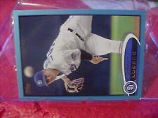 2012 Topps Wal Mart Blue Border Baseball Card Singles #1 to #330 YOU PICK