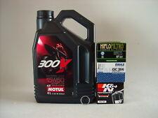 Motul 300V 15W50 Öl + Ölfilter BMW R nine T ab Bj 2014