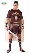 GUIRCA Costume gladiatore soldato romano carnevale uomo adulto      mod. 80745