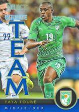 2015 Select Ultimate Team Blue #14 Yaya Toure 036/299 Ivory Coast